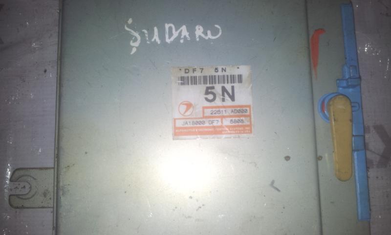 Variklio kompiuteris 22611AD000 JA18000 Subaru LEGACY 2000 2.5