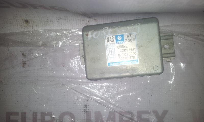 Kiti kompiuteriai 87022FC000 GOT20177M Subaru FORESTER 1999 2.0