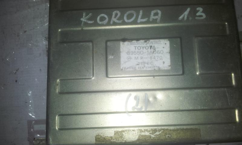 Variklio kompiuteris 895501A060 MP5470 Toyota COROLLA 1994 1.3