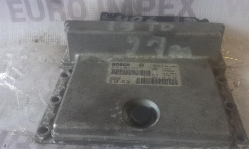 Variklio kompiuteris 0281001262  9624519580  Peugeot 406 1996 1.9