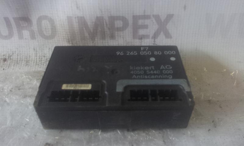 Komforto blokas 96265050 40505440000 Peugeot 406 1995 1.9