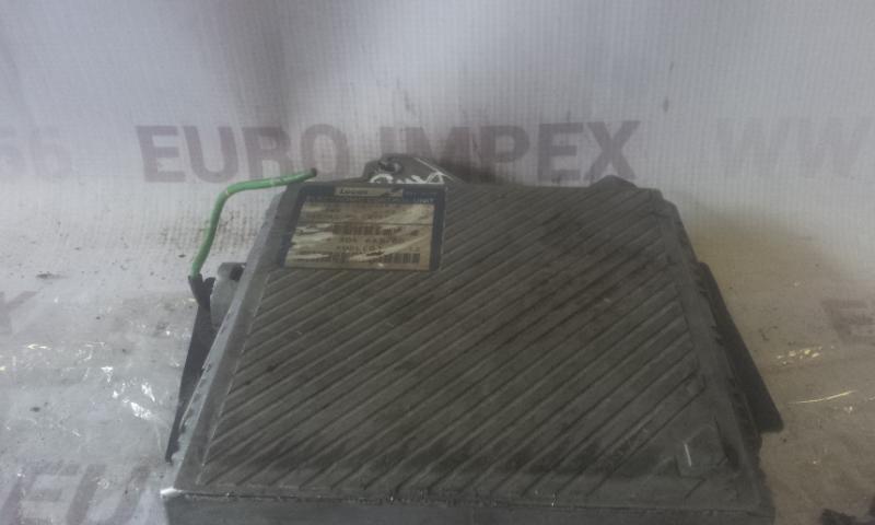 ECU Engine Computer  r04010028 XUDLC01 Peugeot 406 1996 1.9