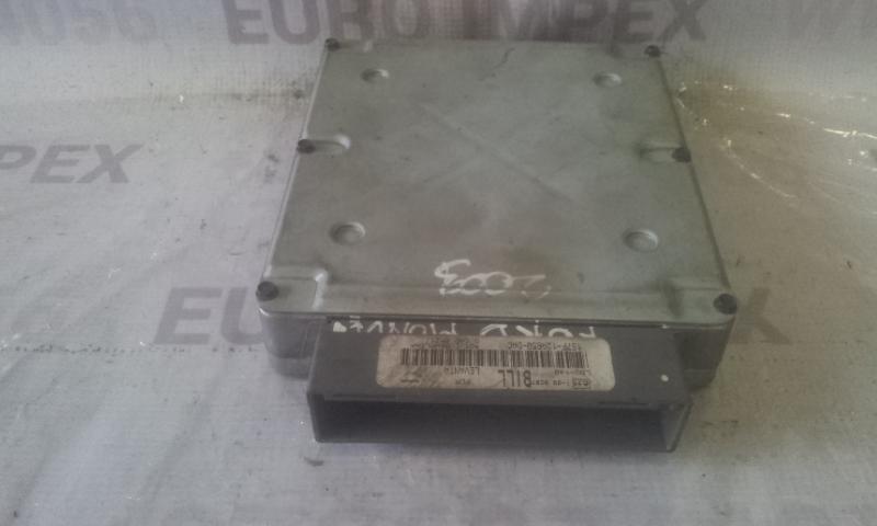 Блок управления двигателем 1S7F12A650DAC BILL ,  Ford MONDEO 1999 1.8