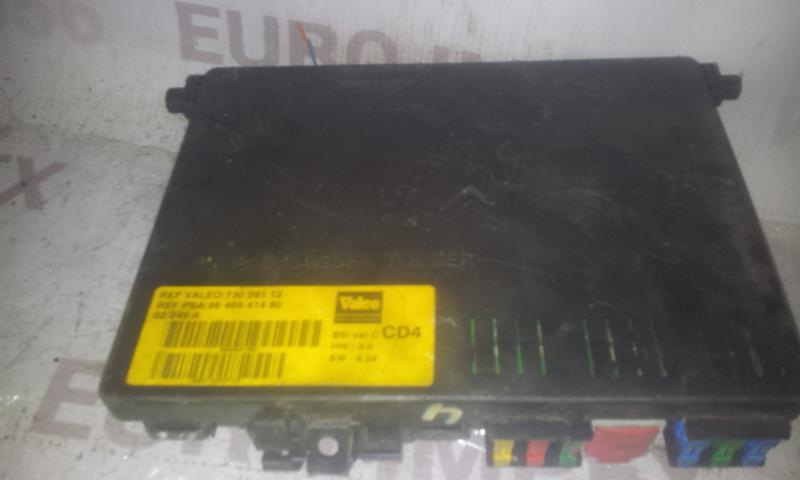 Komforto blokas 73009112 9649490880 Peugeot 406 1995 1.9