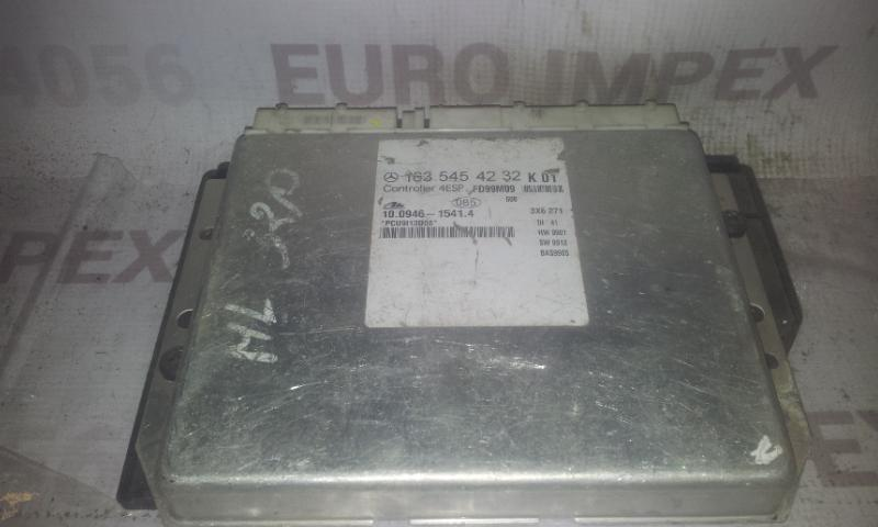ABS kompiuteris 1635454232  Mercedes-Benz ML-CLASS 2002 2.7