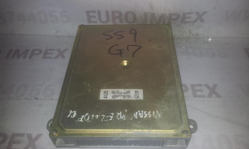 ECU Engine Computer  Honda  Prelude, 1991.12 - 1997.02