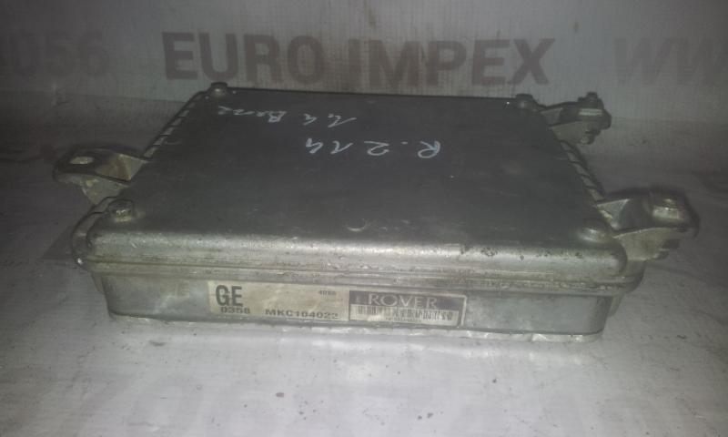 Variklio kompiuteris MKC104022 ge0358 Rover 200-SERIES 1997 1.4