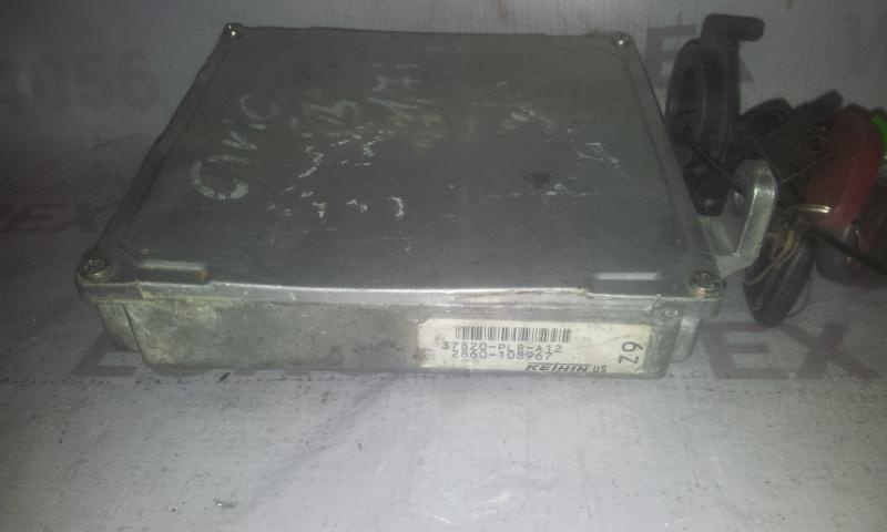 Блок управления двигателем 37820PLRA12 2860108967 Honda CIVIC 1996 1.4