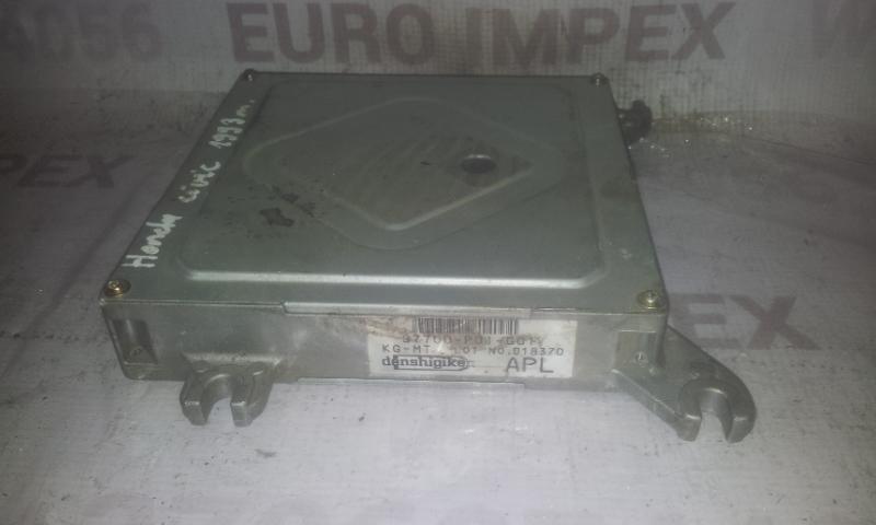 Блок управления двигателем 37700p01g01 018370 Honda CIVIC 1996 1.4