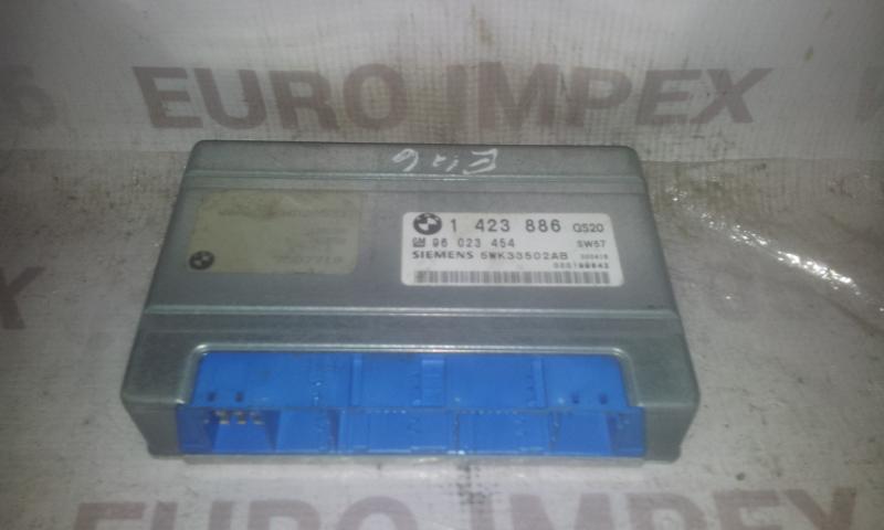 Greiciu dezes kompiuteris 1423886 96023454 BMW 3-SERIES 2000 1.9