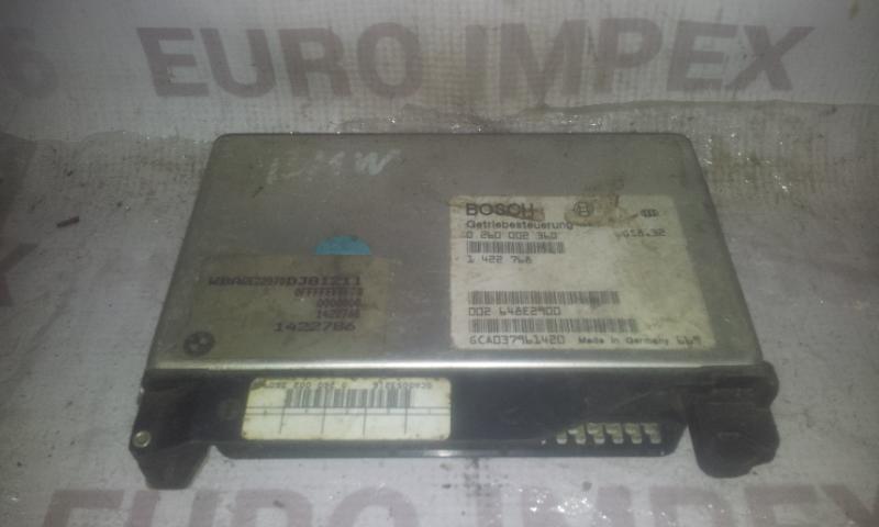 Greiciu dezes kompiuteris 0260002360 1422768 BMW 5-SERIES 2005 2.5