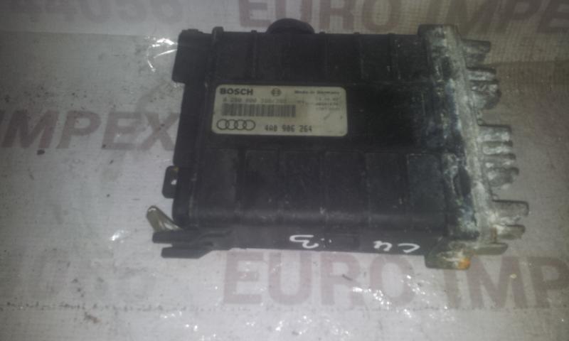 Variklio kompiuteris 0280800398 4A0906264 Audi 100 1991 2.3
