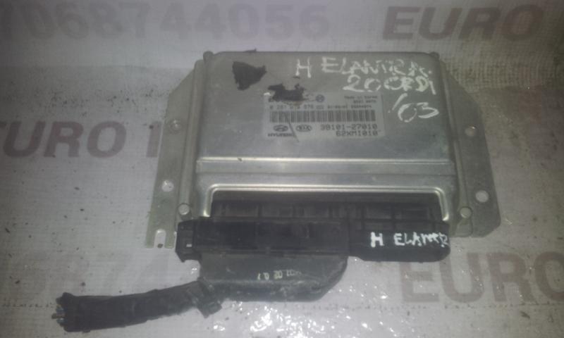 Variklio kompiuteris 0281010576 3910127010 Hyundai ELANTRA 2002 2.0