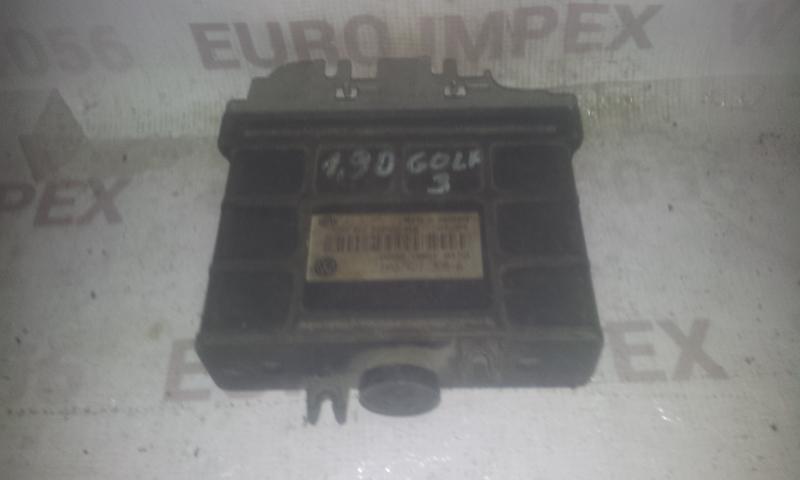 Variklio kompiuteris 5DS00725601 1H0927303A Volkswagen GOLF 1998 1.4