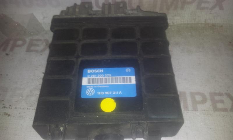 Variklio kompiuteris 0261200275 1H0907311C Volkswagen VENTO 1994 1.9