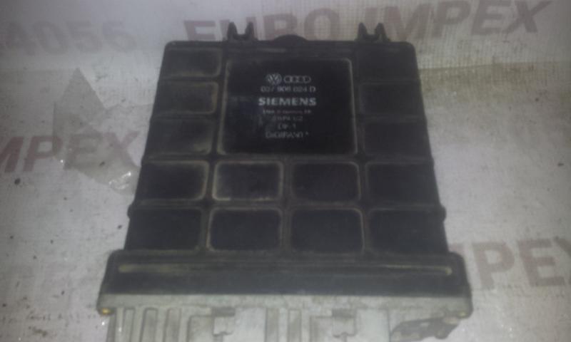 Variklio kompiuteris 037906024d 5WP4122 Volkswagen VENTO 1993 1.9