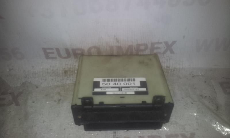 General Module Comfort Relay (Unit) 52010486B 5040001 SAAB 9-5 1998 2.0