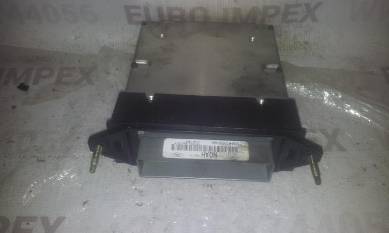 ECU Engine Computer (Engine Control Unit) 97BB12A650ABB NQAH Ford MONDEO 2006 1.8