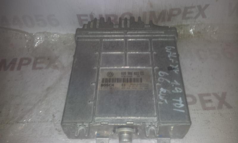 Variklio kompiuteris 028906021ES 0281001531 Ford GALAXY 1995 2.8