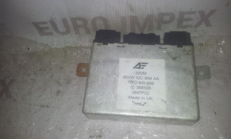Komforto blokas 95VW10C909AA 7M0941598 Seat ALHAMBRA 1999 1.9