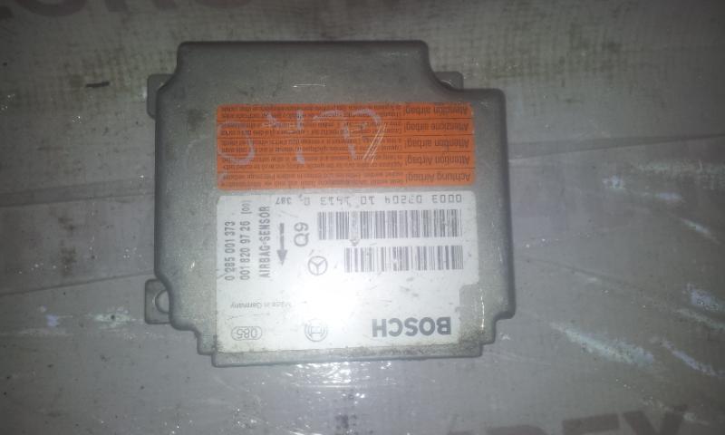 Блок управления AIR BAG  0285001373 0018209726 Mercedes-Benz CLK-CLASS 2003 1.8