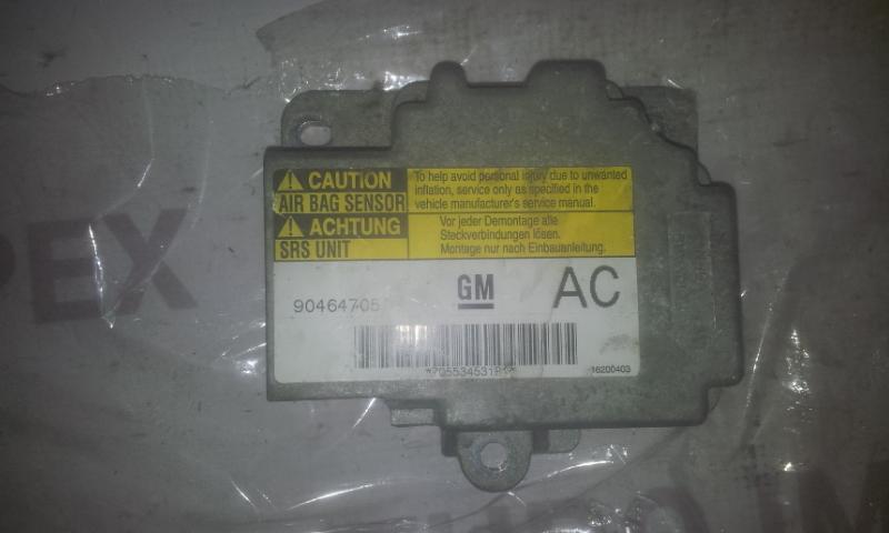 Блок управления AIR BAG  90464705AC HC11E9  Opel VECTRA 2006 1.9