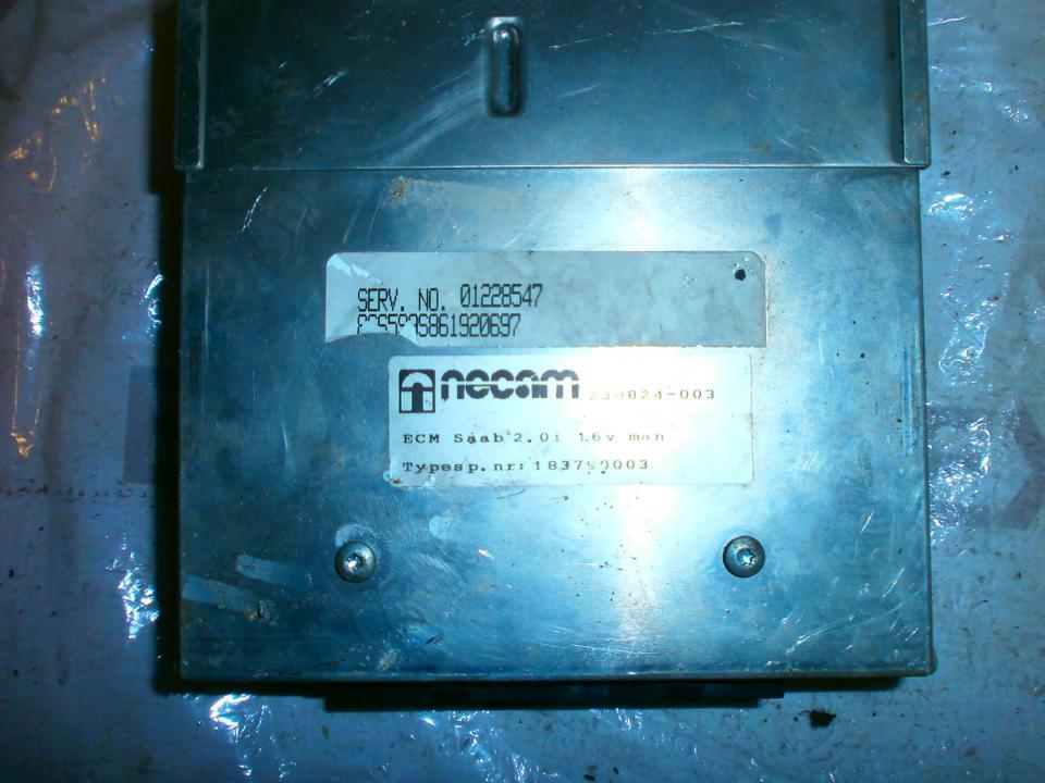 SAAB  900 Variklio kompiuteris