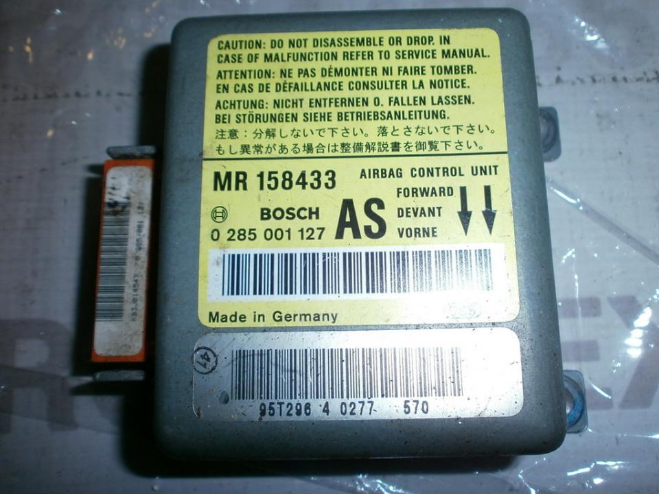 Airbag crash sensors module MR158433 0285001127  Mitsubishi CARISMA 1996 1.6