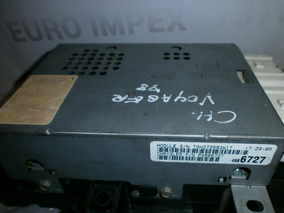 Kiti kompiuteriai P4686727 T1H272593WIT Chrysler VOYAGER 1998 2.5