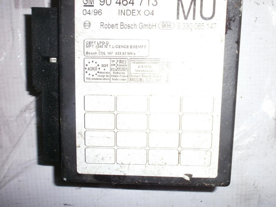 Komforto blokas 90464713 9330065147  Opel VECTRA 2005 1.8