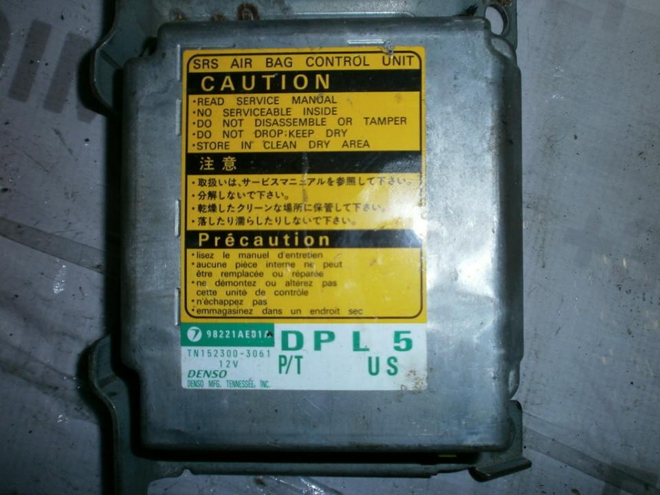Блок управления AIR BAG  98221AE01A 1523003062  Subaru OUTBACK 2005 2.5