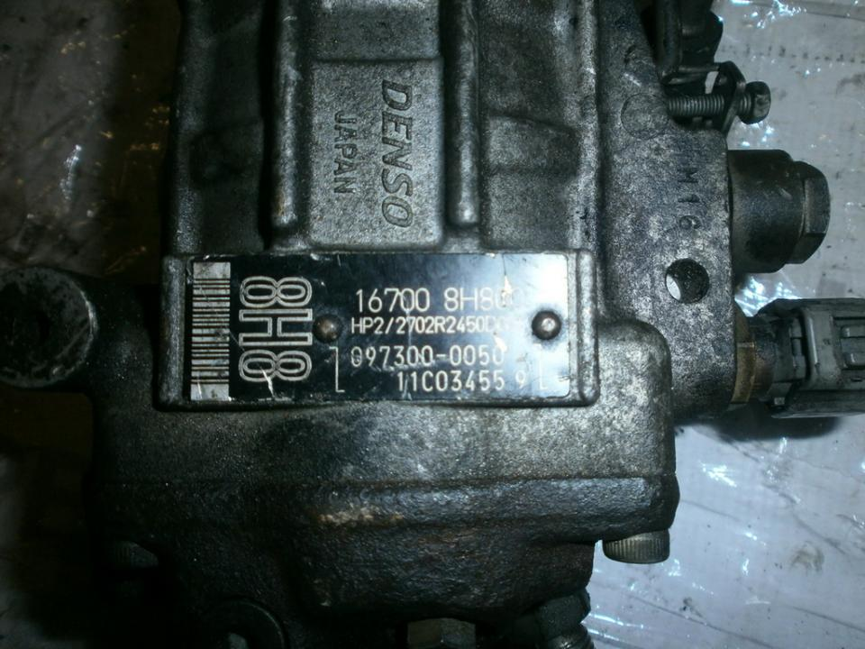 High Pressure  Injection Pump Nissan  X-Trail, 2001.06 - 2007.06