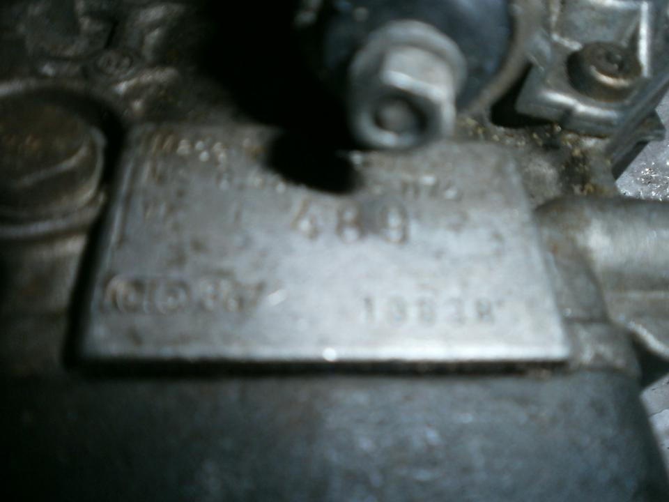 High Pressure  Injection Pump 0460404074  Opel OMEGA 1994 2.0