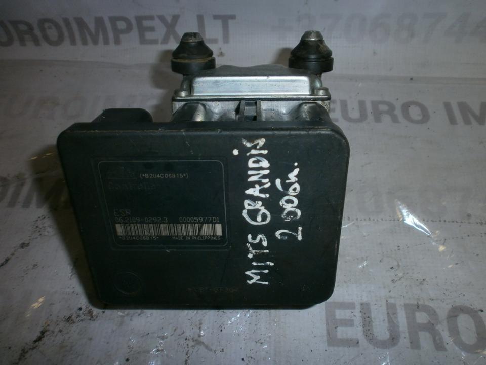 Блока АБС 4670A017 06210902923  , 00005977D1 Mitsubishi GALANT 1999 2.0