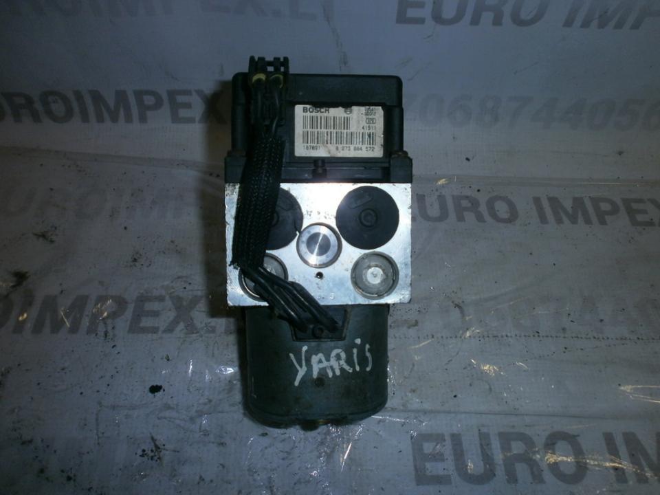 ABS blokas 445100D010 0265216852 , 0273004572  Toyota YARIS 2002 1.0
