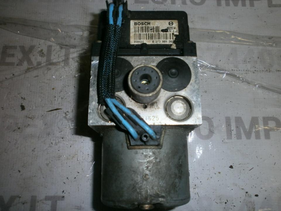 ABS blokas 90581417 0273004362 , 0265216651 Opel ASTRA 1999 1.4