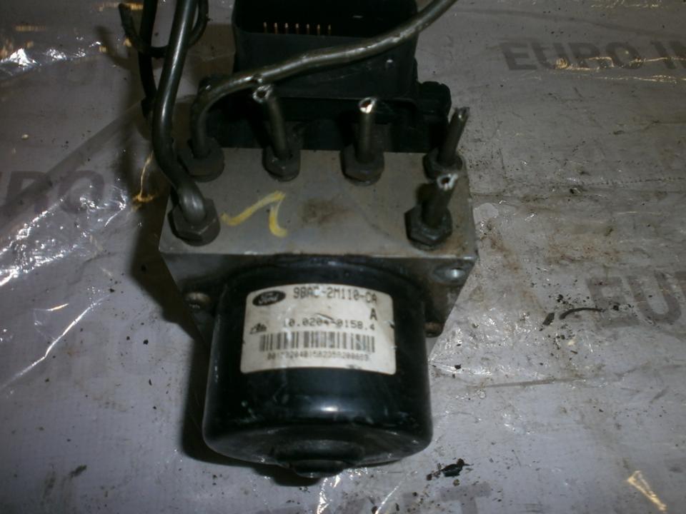ABS Unit (ABS Brake Pump) 98AG2M110CA 10020401584 , HBF9D14Y53 , 581912201460  Ford FOCUS 1999 1.8