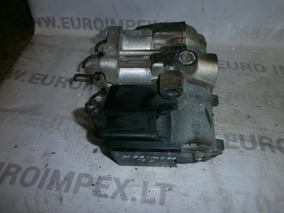 ABS blokas 0265201035 4760070J00 ,  Nissan PRIMERA 2003 1.8