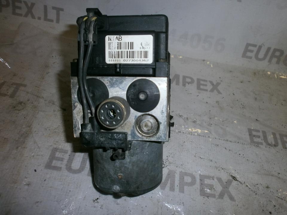 ABS blokas 0273004362 0265216582 , 90581417 Opel ASTRA 1994 1.7