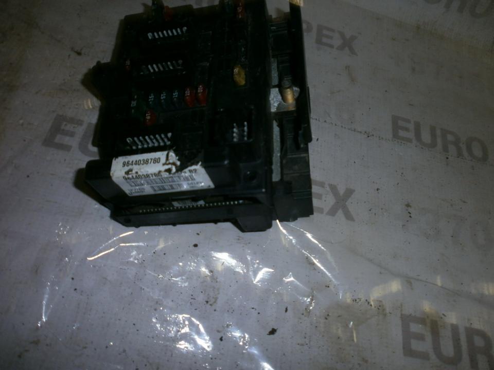 Komforto blokas 9644038780 BSM B2 Peugeot 307 2001 2.0