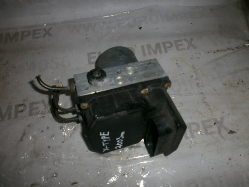 ABS blokas 0265224046  2X432C285AC, 0265900023 Jaguar X-TYPE 2003 2.1