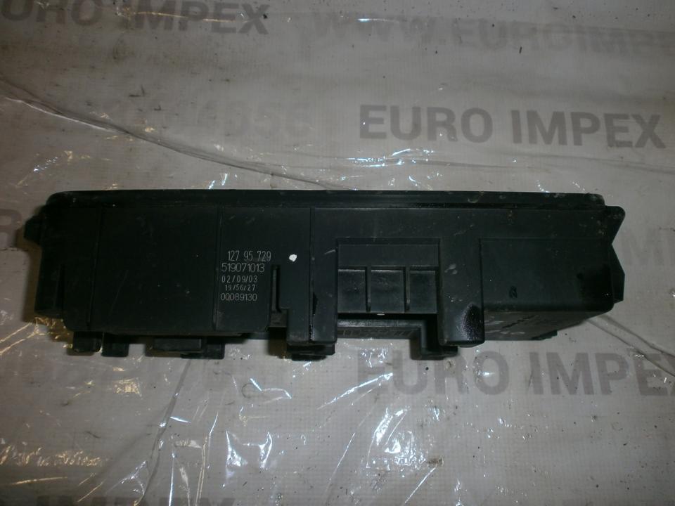 Komforto blokas 12795729  SAAB 9-3 2005 2.2