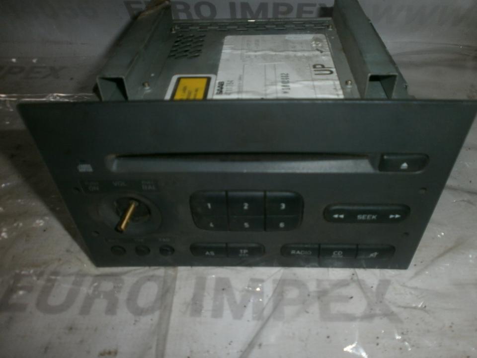Automagnetola 4711784  SAAB 9-5 2001 3.0