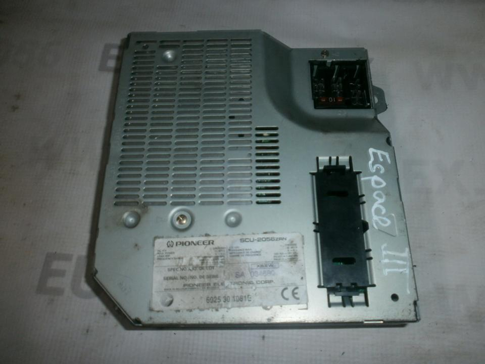 Automagnetola 6025301081e  Renault ESPACE 1997 3.0