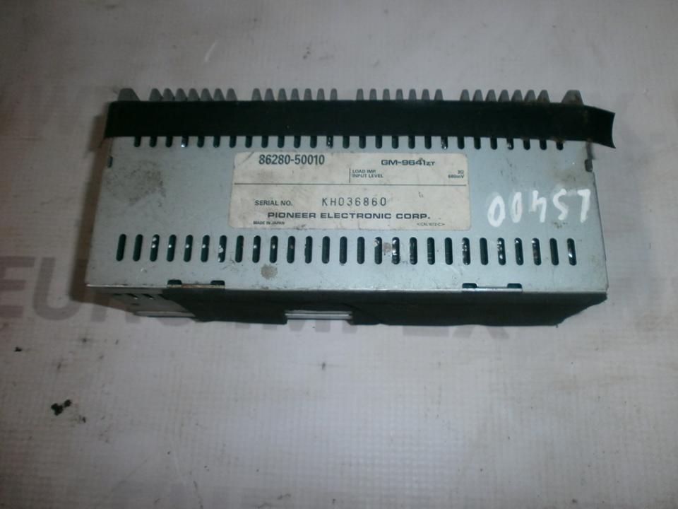 Garso stiprintuvas (audio) 8628050010  Lexus LS - CLASS 1992 4.0
