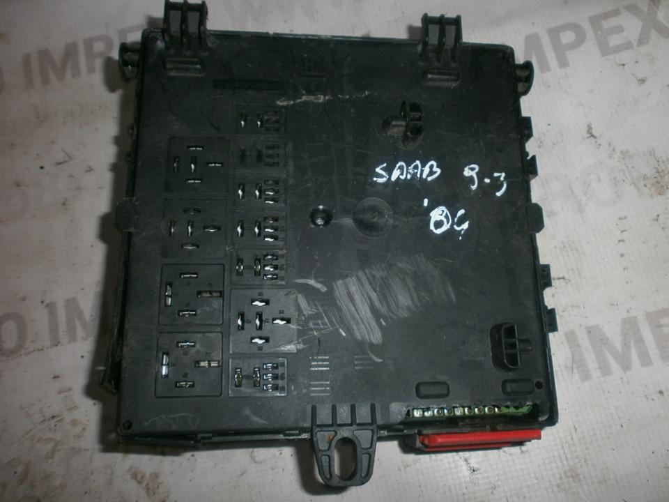 Komforto blokas 12805847  SAAB 9-3 2005 2.0