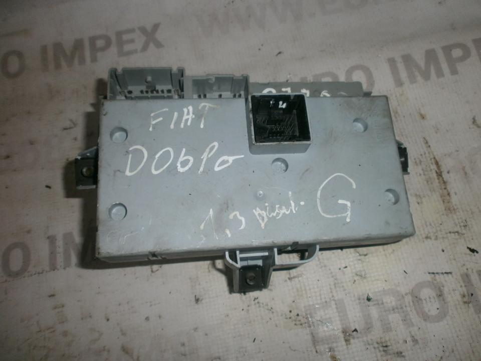 Блок предохранителей 51714706npl  Fiat DOBLO 2007 1.3
