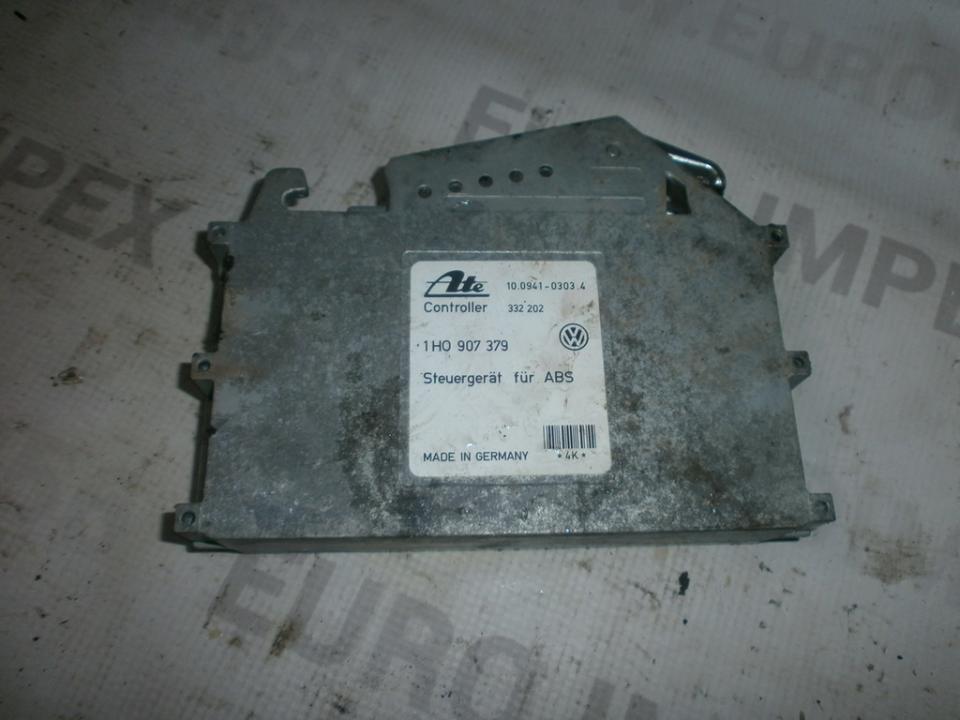 ABS kompiuteris 1h0907379 10094103034 Volkswagen GOLF 1992 1.8
