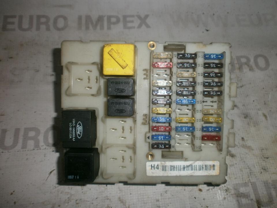 98ag14k150af fuse box ford focus 2001 1 8l 32eur eis00007583