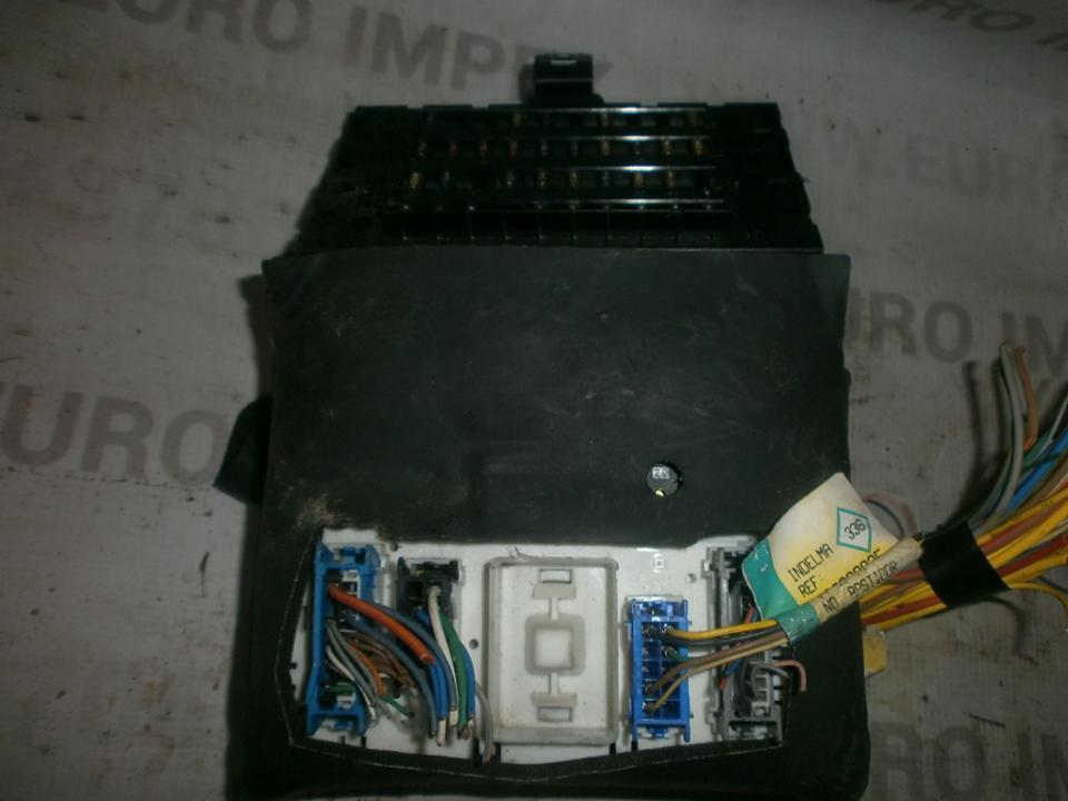 Komforto blokas 7703297183g s103600300j Renault MEGANE SCENIC 1998 1.6